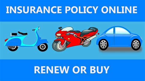 Four Wheeler Insurance by How To Renew Or Buy Two Wheeler Or Four Wheeler Insurance