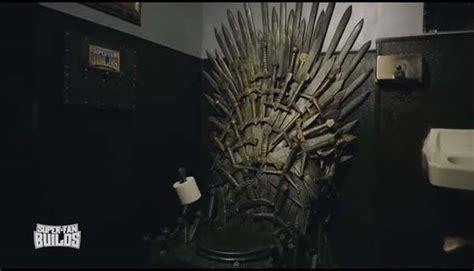 game of thrones iron throne toilet bogazici77 awesome game of thrones iron throne toilet by super fan