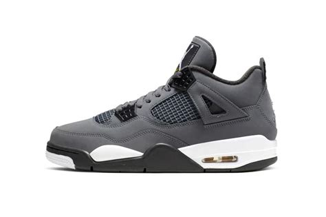 Air 4 Cool Grey 2004 by Air 4 Quot Cool Grey Quot Release Date Hypebeast