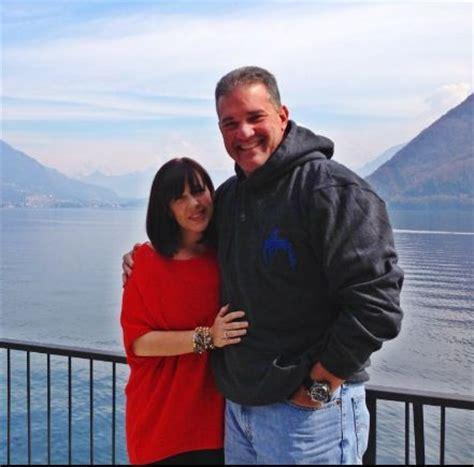lourdes leon vega and husband dr otto vega enjoying some