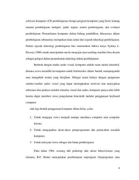 Buku Belajar Dan Pembelajaran Berbasis Komputer Rusman Alfabeta model model pembelajaran berbasis komputer