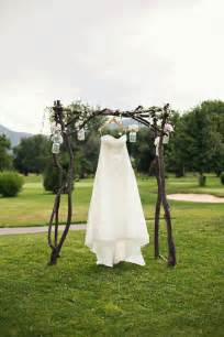 Build Your Own Pipe And Drape Rustic Wedding Arch