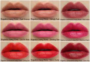 maybelline color swatches maybelline colorsensational matte lipsticks lust
