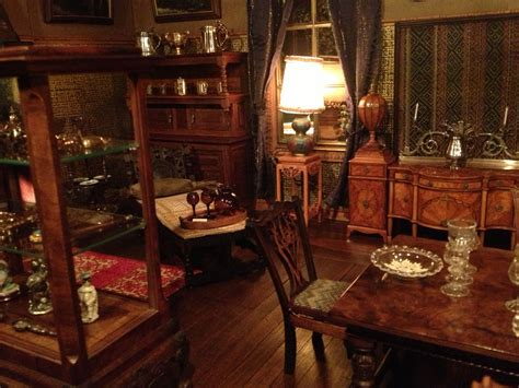 dining room victorian dollhouse kids house barbie