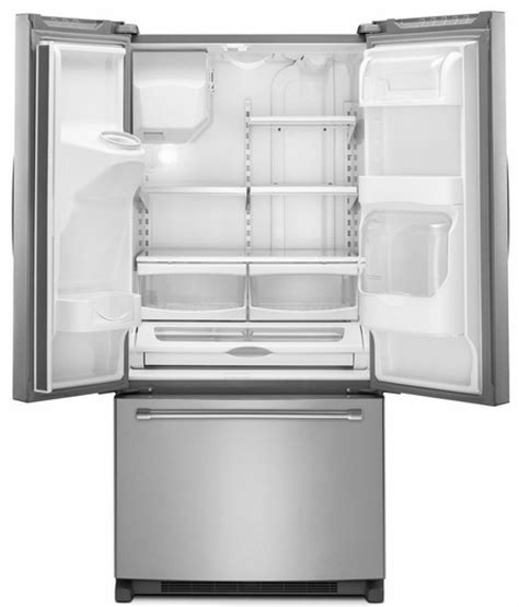 maytag refrigerator drawer replacement mfi2269drm maytag 22 cu ft french door refrigerator with