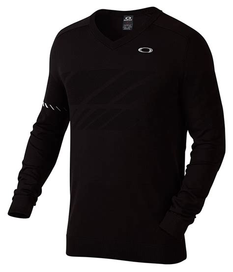 Sweater Oakley oakley mens hazard block sweater golfonline