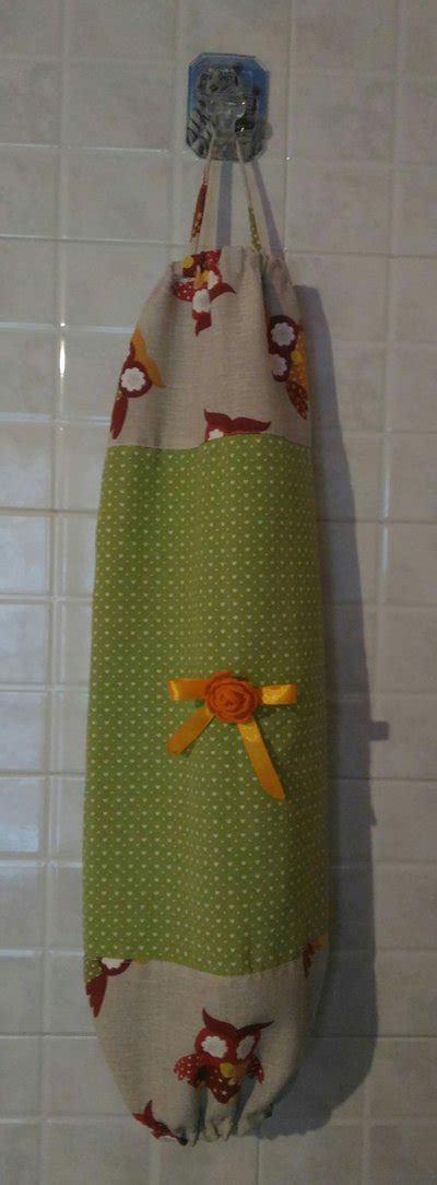 porta sacchetti stoffa porta buste o porta sacchetti in stoffa per la casa e