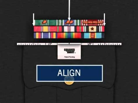 Asu Ribbon Rack by Us Army Ribbon Stick Wmv
