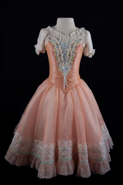 Ballet Dress swanhilda costume for the ballet coppelia ballet