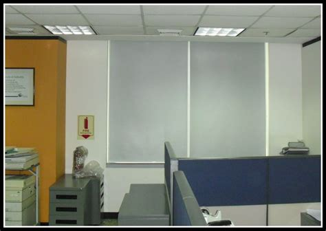 Blinds Installation Roller Blinds Installation At Taguig Global City Philippines