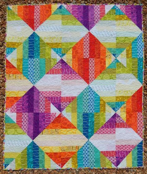 on a roll 8 easy jelly roll quilt patterns