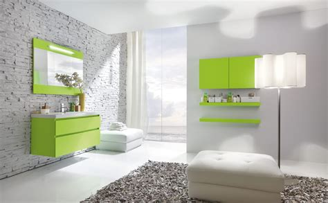 Green And White Bathroom Ideas by 50 Modern Bathrooms