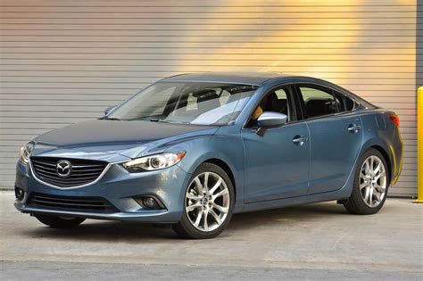 mazda m6 2014 mazda mazda6 reviews and rating motor trend