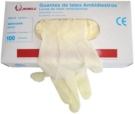 imagenes de latex hurtaplas publicidad guante desechable de l 193 tex sin polvo