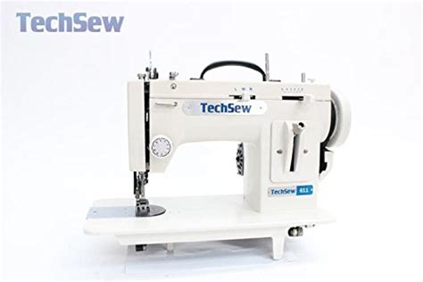 best upholstery sewing machine reviews techsew 611 portable zigzag straight stitching walking