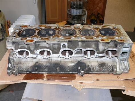 cylinder head replacement volvo forums