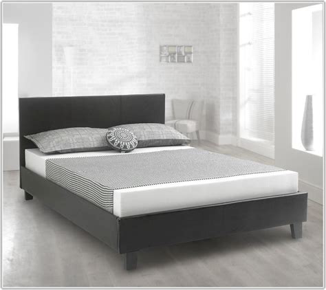 cheap leather king size beds with mattress uncategorized
