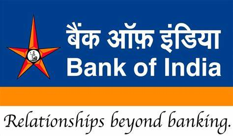 Bank of India BOI logo