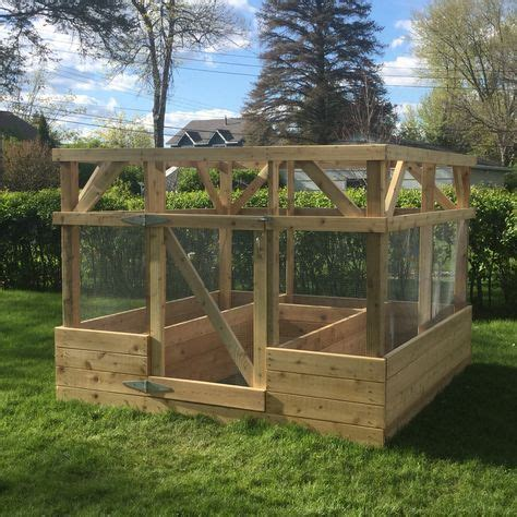 99 Best Vegetable Garden Enclosures Images On Pinterest Vegetable Garden Enclosures