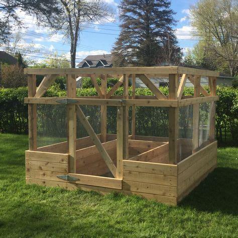 Vegetable Garden Enclosures 99 Best Vegetable Garden Enclosures Images On