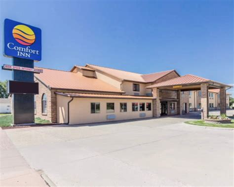 Comfort Inn Valentine Ne 1675 Southeast International