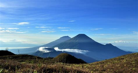 gunung prau sabana  tengahnya jawa tengah ankarana renva