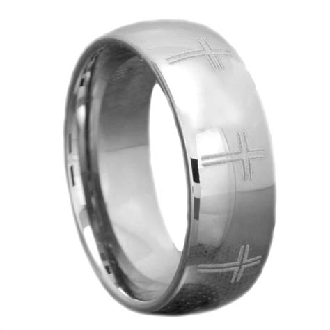 mens gold comfort fit wedding bands tungsten carbide ring comfort fit wedding band men silver