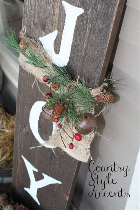 wooden joy christmas yard sign rustic signs we b lovely events