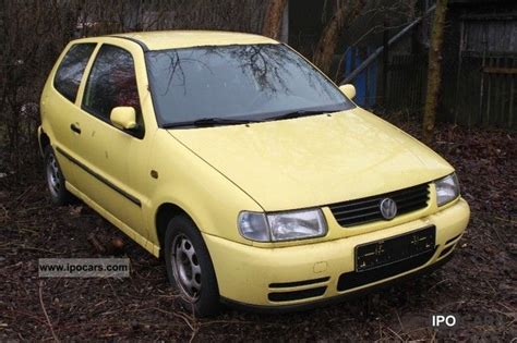 how do i learn about cars 1998 volkswagen passat free book repair manuals 1998 volkswagen polo 6n car photo and specs