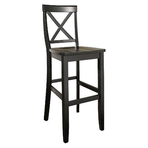 Crosley X Back Bar Stool by X Back 30 Quot Bar Stool Set Of 2 Crosley Target