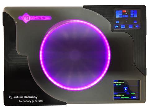 Quantum Detox Detoxification Rife Frequencies by Quantum Harmony Frequency Generator