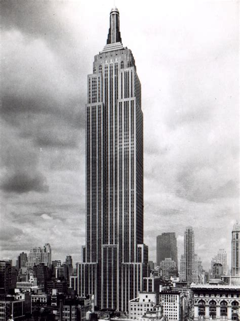 empire state building digital image new york new york city art
