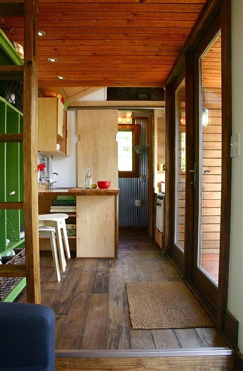 Tiny House Closet by S Tiny House