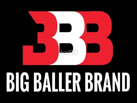 Wall Stickers Toronto quot big baller brand quot posters by kai90 redbubble