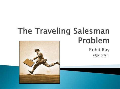 traveling salesman problem powerpoint