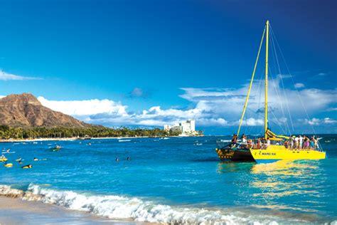 catamaran booze cruise hawaii field notes waikiki s booze cruises honolulu magazine