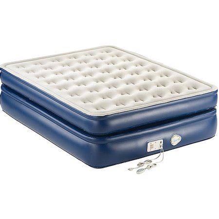 coleman aerobed premier air mattress walmart
