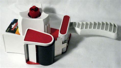 Dispenser Trisonic gun dispenser heavy duty grip packing machine