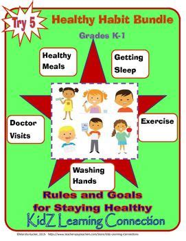 the healthy living handbook simple everyday habits for your mind and spirit books 77 best images about grade 3 health on