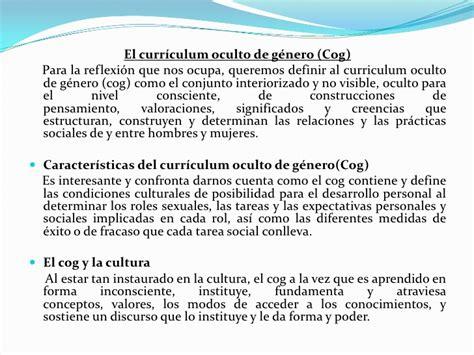Diseño Curricular Definicion Pdf Curriculum Oculto