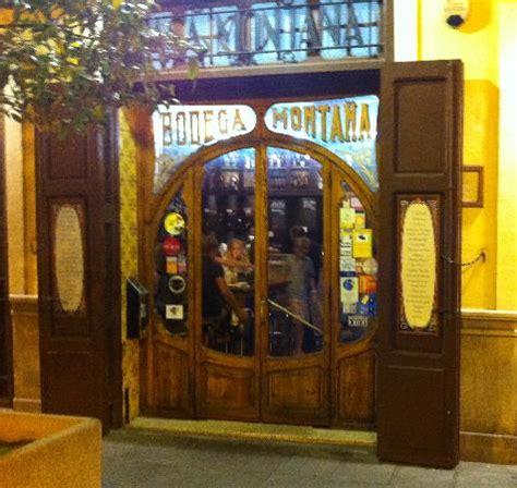 restaurante casa monta a valencia bodega montana picture of casa montana valencia