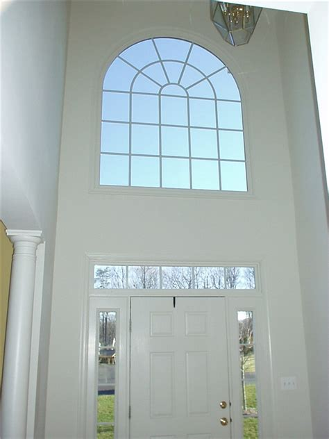 foyer window privacy residential gallery