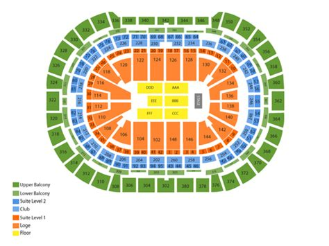 pepsi center concert seating chartpepsi center denver co seating chart pepsi center seating chart and tickets