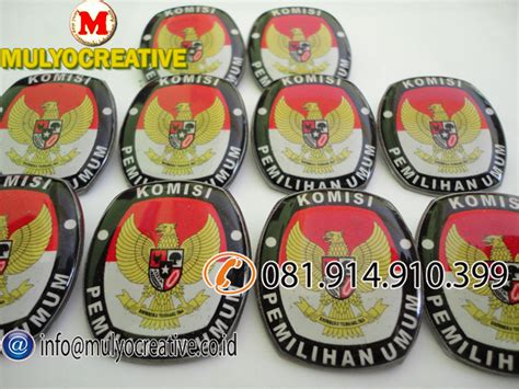 Jual Resin Lycal Murah pesan name tag lencana pin plakat lycal resin atribut