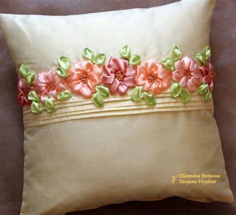 Bantal Sofa Dekorasi Gift Flower 509 best ribbon embroidery images on