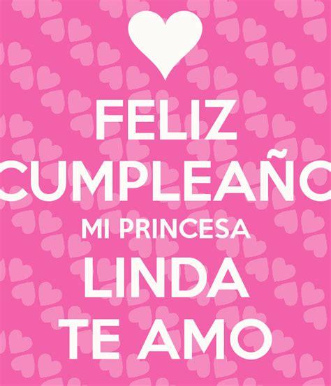 Imagenes Feliz Cumpleaños Mi Princesa | imagenes de feliz cumple a 241 os mi princesa imagui