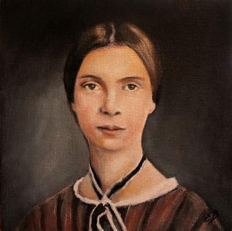 biography of emily elizabeth dickinson elizabeth barrett paintings april 2013