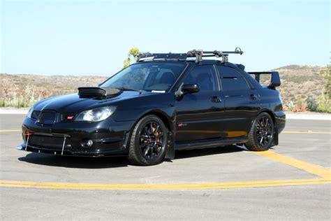 subaru wrx 2006 sti style carbon fiber scoop for 2006 2007 subaru