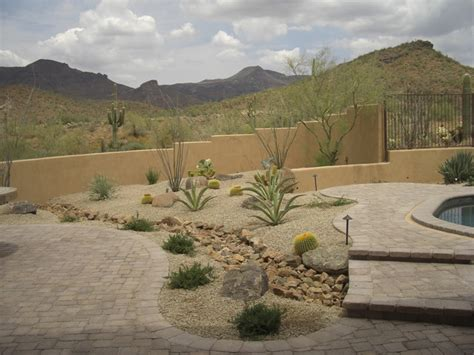 Landscape Rock Az Desert Landscaping Rock On Xeriscaping In Peoria Az