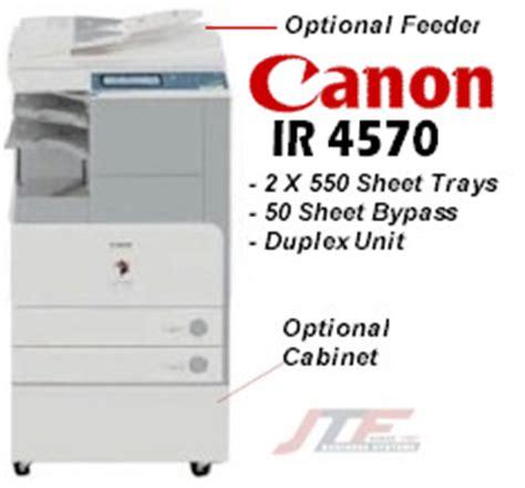 Printer Canon Ir3570 canon imagerunner 4570 copier ir 4570 ir 4570